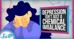 Μη λες ότι η κατάθλιψη είναι εγκεφαλική ασθένεια.