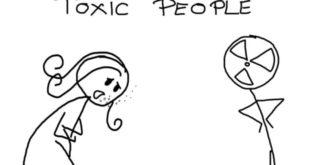 10 χαρακτηριστικά συμπεριφοράς ενός τοξικού ανθρώπου